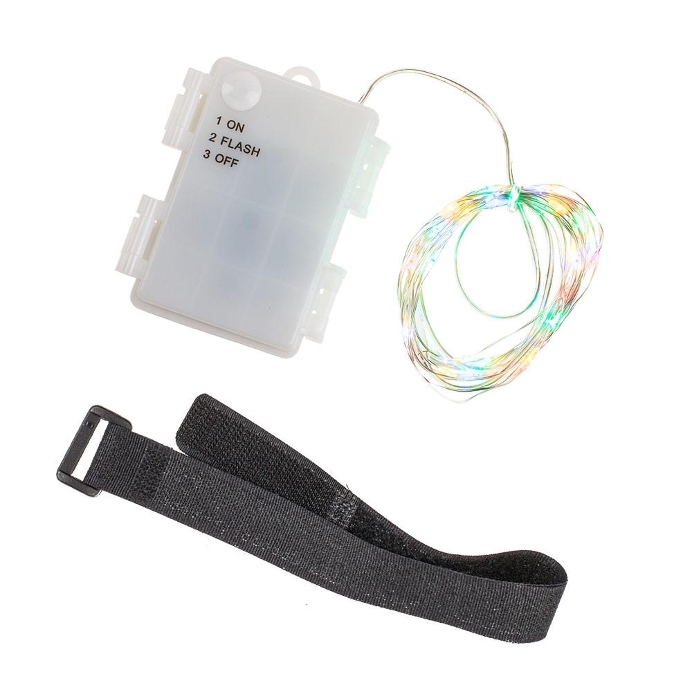 LED Fietslicht - Lichtsnoer