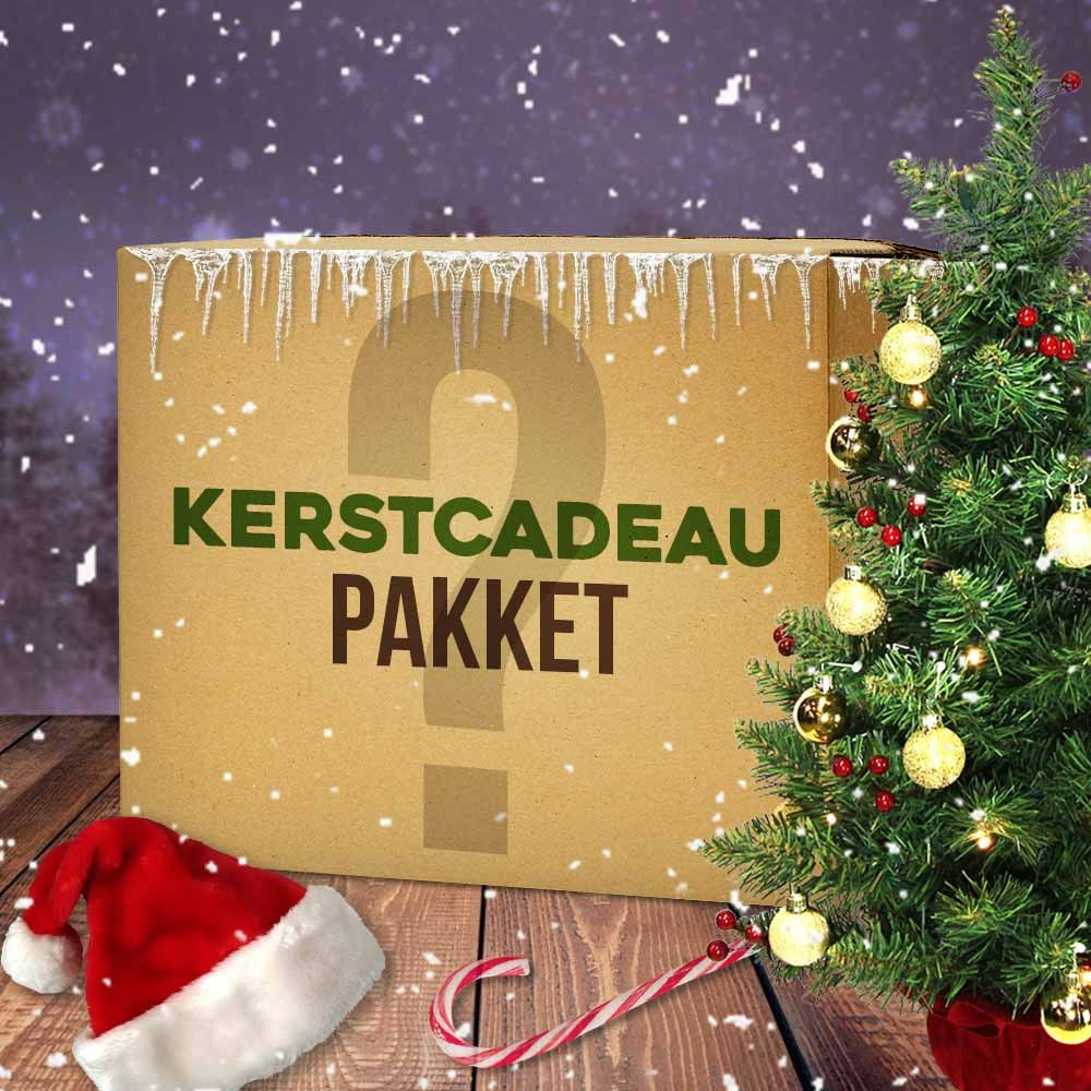 Kerstcadeau Pakket Van 60 Voor 30 Megagadgets