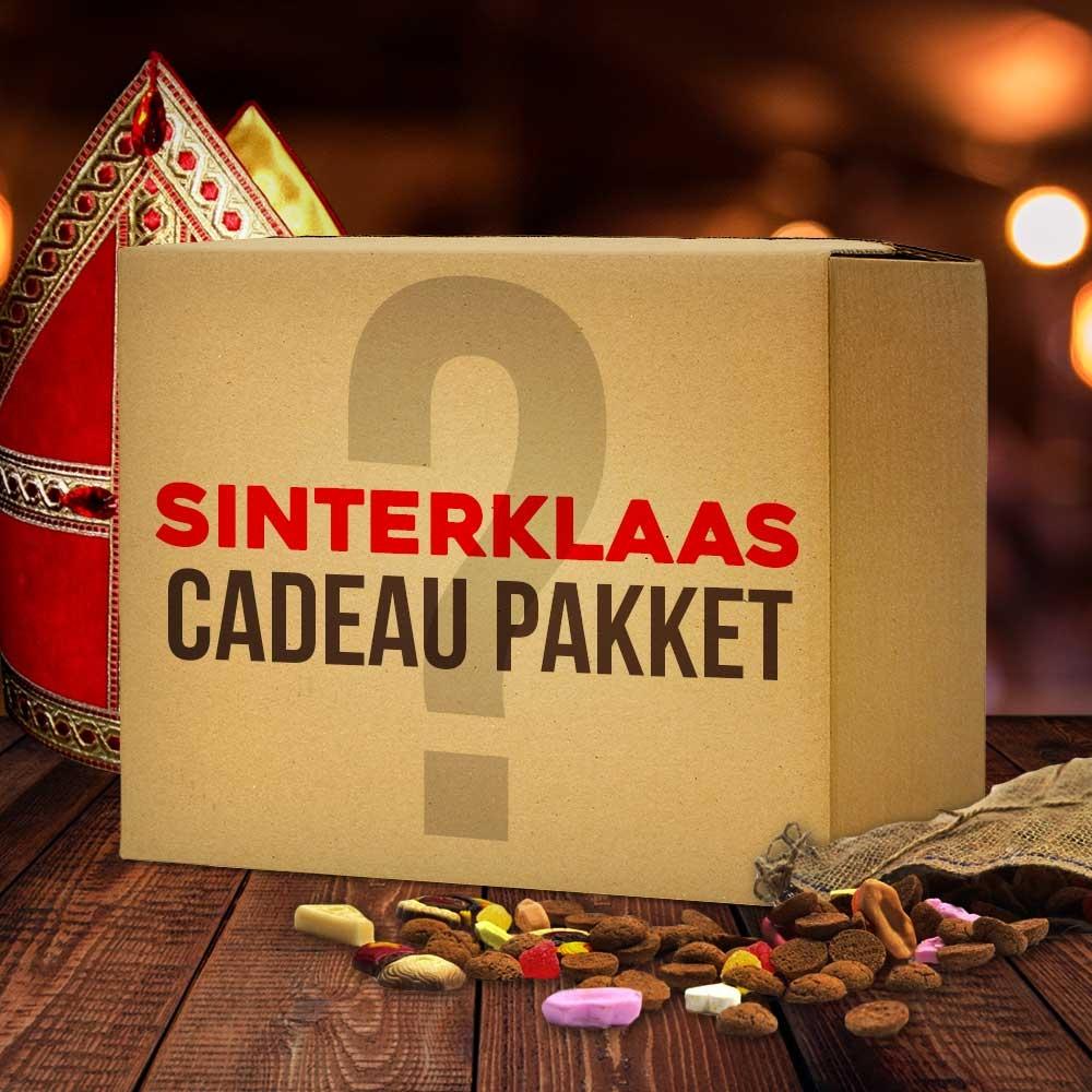 Sinterklaas Cadeau Pakket voor de schoentjes