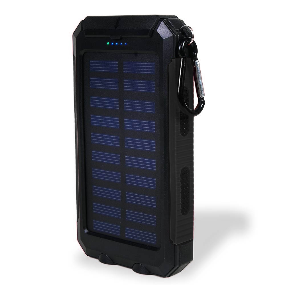Solar Powerbank 10.000 mAh